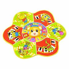 Baby Musical Touch Play Animal Singing Gym Carpet Mat Toy
