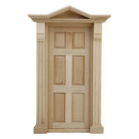 Simulated Stain Glass #SLIM01 dollhouse miniature door  1//12 scale 1-5//8x2-7//8