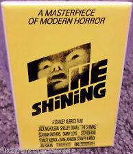 "Shining Movie Poster 2"" x 3"" Refrigerator Locker Magnet Kubrick Nicholson #1"