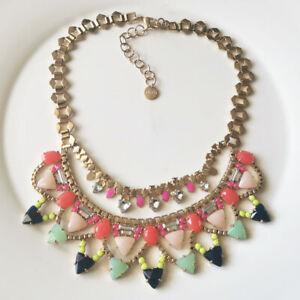"New 16"" Stella Dot Collar Statement Necklace Gift Fashion Women Party Jewelry"