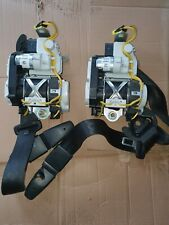 AUDI A6 A7 A8 C7 Left Right O/S  N/S Front Seat Belts with pre safety