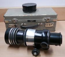 Heinz Kilfitt Pan-Tele-Kilar 1:4 f = 300 mm mit Koffer Top, Nikon Anschluß