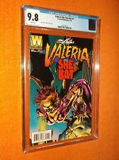 VALERIA THE SHE-BAT #1 CGC 9.8 {Neal Adams story & cover/art} - Scarce CGC!!!
