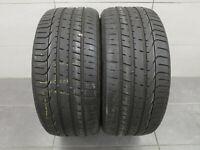 2x Sommerreifen Pirelli Pzero AO 255/35 R20 97Y / 5,8 mm / DOT 0814