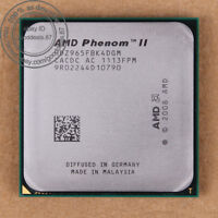 HDZ965FBK4DGM - AMD Phenom II X4 965 3.4 GHz CPU Socket AM3