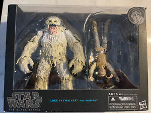 Star Wars Black Series Luke Skywalker And Wampa 2014