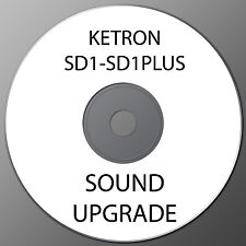 NEW KETRON SD1 /  SD1 PLUS  UPGRADE (only data ,no keyboard for sale !)