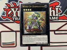 Yu-gi-oh! Wind-Up Zenmaister Ultimate Rare Generation Force GENF-EN042