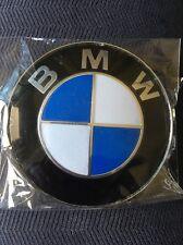 New Hood  Front Emblem Badge E36 E39 E46 E90 M3  BMW 82mm 51148132375
