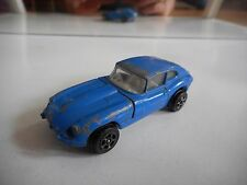Corgi Juniors Jaguar E Type 2+2 in Blue
