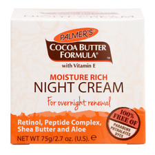 Palmer's Cocoa Butter Formula Moisture Rich Facial Night Cream 75gm FreeShipment