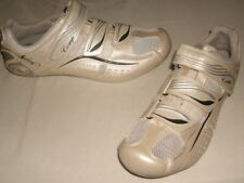 NWOB Scott Comp Champagne/Wht. Lady Women's Road Cycling Shoes Sz. EUR 38 US 6.5