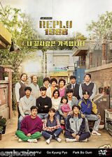Reply 1988 Korean Drama (4DVDs) Excellent English & Quality!