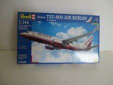 Revell 1/144 Boeing 737-800 Air Berlin