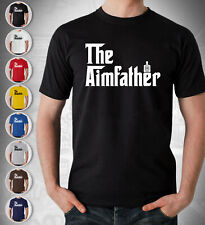 The Aimfather Marksman T Shirt Gift