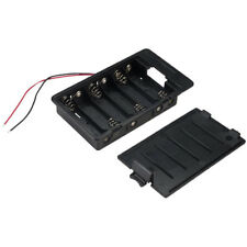 TruPower SBH361A Panel Mount Battery Box 6 x AA