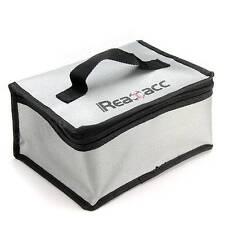 Li-Po Safe Bag XL 220x155x115mm Sacchetto Ricarica Batterie Busta Ignifuga LiPo