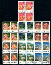 N.525-Vietnam – Block 4- Corals set 7 1987