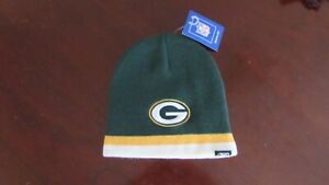 Green Bay Packers Toddler NFL Football Knit Hat Beanie New One Size FREE SHIP