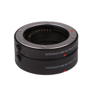 AF Macro DG Extension Tube 10mm 16mm for Olympus Panasonic Micro 4/3 Camera