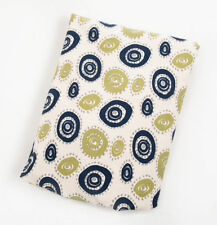 Sweet Potato Fitted Sheet Circle, Uptown Brand New Free Shipping