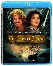 Cutthroat Island With Geena Davis Blu-ray Region 1 012236104339