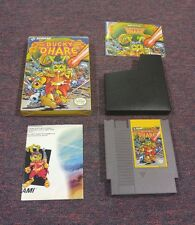Bucky O'Hare (Nintendo Entertainment System, 1992)