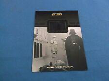 Star Wars Jedi Legacy 2013 Film Cel Relic Darth Vader FR-6 Tantive IV