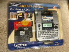 New Brother P Touch Pt 1830c Label Printer Label System Batteries Corroded