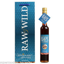 John Huney Raw Wild Golden Black Honey 530gm