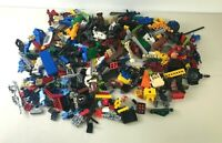 LEGO 1KG Bionicle Bricks Figure Bundle 1.4KG  Mixed Spare Parts Bundle Joblot