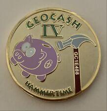 Geocash IV Geocoin