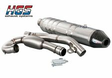 HGS HONDA CRF 250 2010 FULL EXHAUST SYSTEM FREE EXPRESS EU DELIVERY