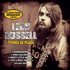 LEON RUSSELL New Sealed PREVIOUSLY UNRELEASED 1970 LIVE CONCERT CD