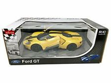 Ford GT RC Model Car Radio Remote Control 1/14 Scale Yellow