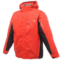 Mens Dare2b Ski Jacket Snowboard Out Thrown Waterproof Breathable Winter Top Red