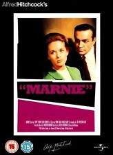 Marnie DVD - Bonus extras - Hitchcock Connery Region 2 Pal - NEW Slimcase