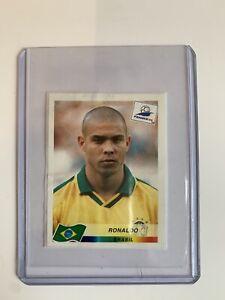 1998 Panini World Cup Ronaldo R9 #28