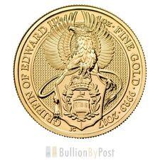 1 oz Precious Metal Content per Unit Gold Bullion Coins