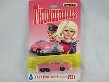 Matchbox Thunderbirds Lady Penelope's FAB 1 Rolls Royce