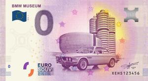 Billet 0 Euro - DE BMW Museum - 2019-1