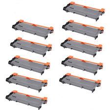 10PK High Yield for BROTHER TN660(TN630) Toner Cartridge HL-L2340DW MFC-L2700DW