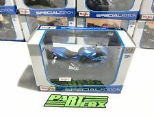 Kawasaki Ninja ZX 14R 1:18 Model Motorcycle Childs Dads Gift Collectors Present