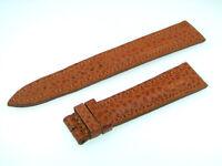 Breitling Band 18mm Kalb braun brown marron Calf Strap für Dornschliesse IB18-16