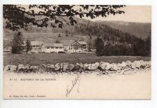 SUISSE - SWITZERLAND - canton NEUFCHATEL - Souvenir de LA TOURNE