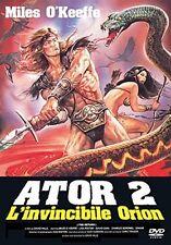 Ator 2 - L'Invincibile Orion (1984) DVD
