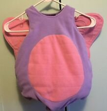 Children's Place Pink / Purple Butterfly Halloween Costume Infants 12-18 Months