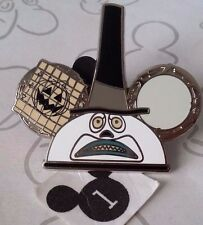 The Mayor Frowning Nightmare Before Christmas Earhat Mystery Ear Hat Disney Pin