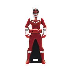Power Rangers Sentai Legend Mini Key Super Megaforce TIMERANGER Red