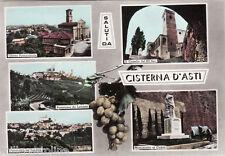 #CISTERNA D'ASTI: SALUTI DA-